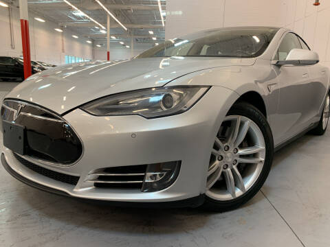 2014 Tesla Model S for sale at Auto Expo in Las Vegas NV