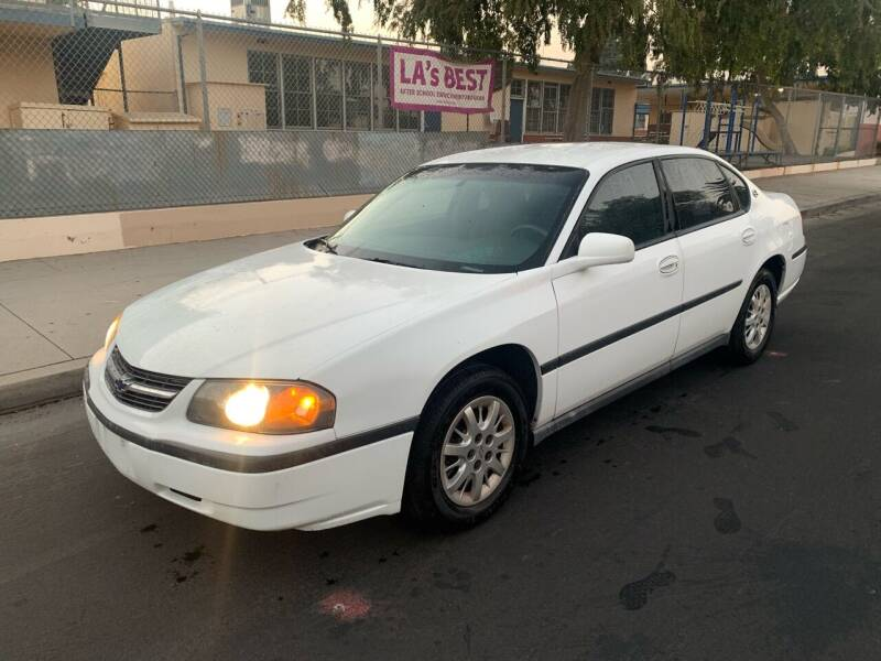 Used 2000 Chevrolet Impala For Sale In California Carsforsale Com