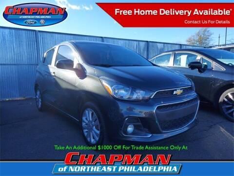 2018 Chevrolet Spark for sale at CHAPMAN FORD NORTHEAST PHILADELPHIA in Philadelphia PA