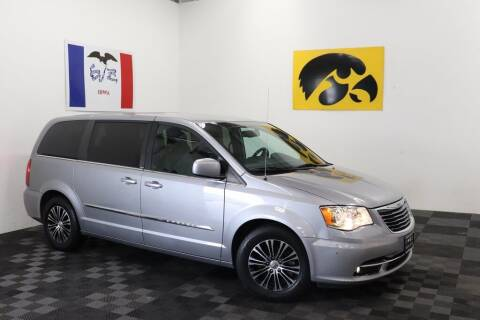 2013 Chrysler Town and Country for sale at Carousel Auto Group in Iowa City IA