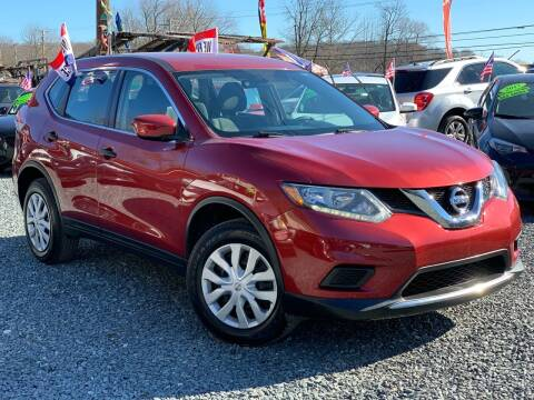 2016 Nissan Rogue for sale at A&M Auto Sales in Edgewood MD