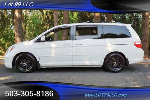 2006 Honda Odyssey for sale at LOT 99 LLC in Milwaukie OR