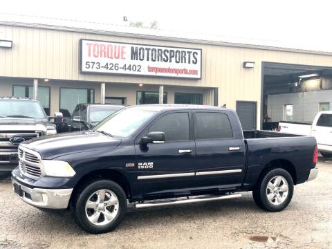 2014 RAM Ram Pickup 1500 for sale at Torque Motorsports in Rolla MO