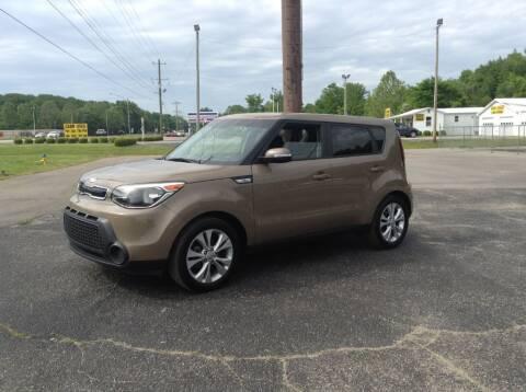 2014 Kia Soul for sale at Darryl's Trenton Auto Sales in Trenton TN