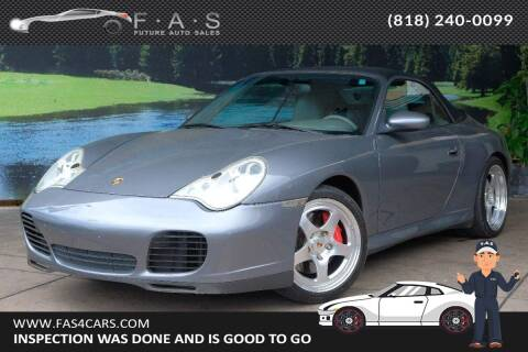 2004 Porsche 911 for sale at Best Car Buy in Glendale CA