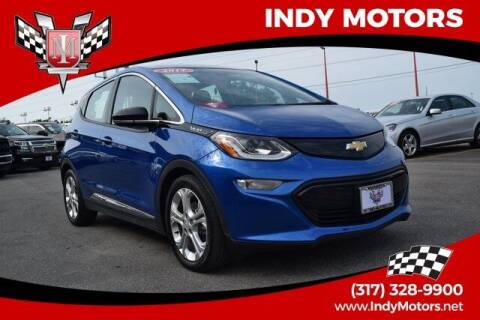 2017 Chevrolet Bolt EV for sale at Indy Motors Inc in Indianapolis IN