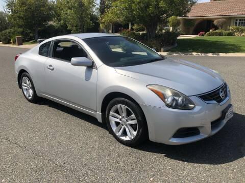 2012 Nissan Altima for sale at Carmelo Auto Sales Inc in Orange CA