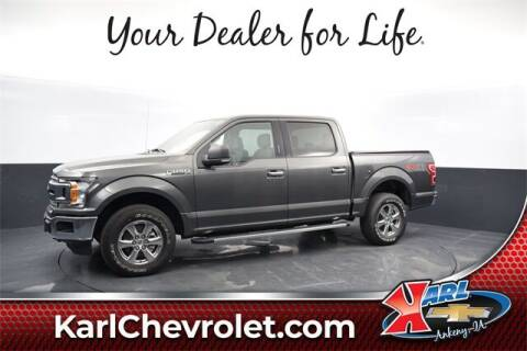 2018 Ford F-150 for sale at Karl Pre-Owned in Glidden IA