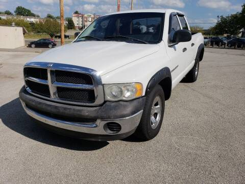 2005 Dodge Ram Pickup 1500 for sale at Auto Hub in Grandview MO