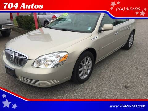 2008 Buick Lucerne for sale at 704 Autos in Statesville NC