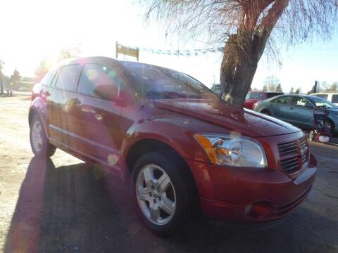 2008 Dodge Caliber for sale at VALLEY MOTORS in Kalispell MT