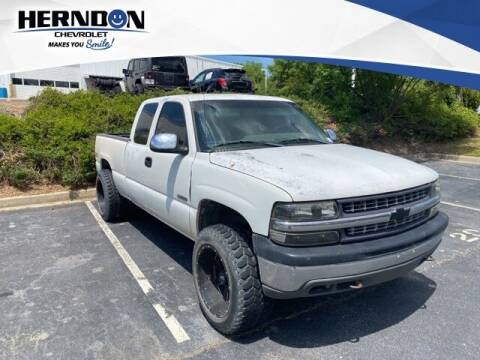 2002 Chevrolet Silverado 1500 for sale at Herndon Chevrolet in Lexington SC