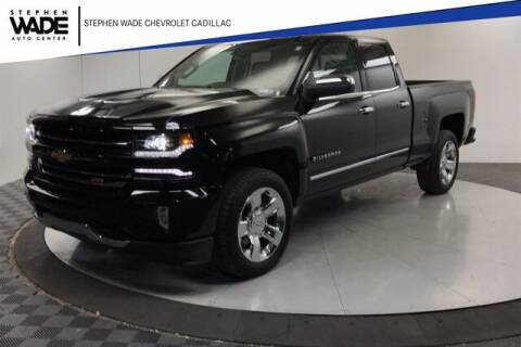 2018 Chevrolet Silverado 1500 for sale at Stephen Wade Pre-Owned Supercenter in Saint George UT