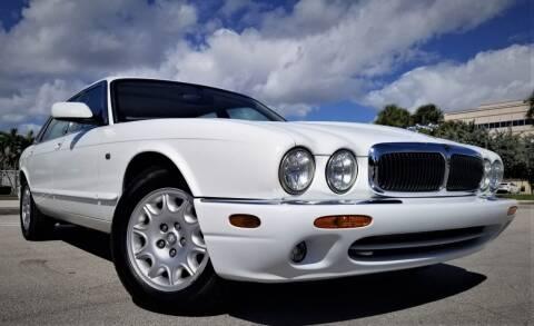 1999 Jaguar XJ-Series for sale at Progressive Motors in Pompano Beach FL