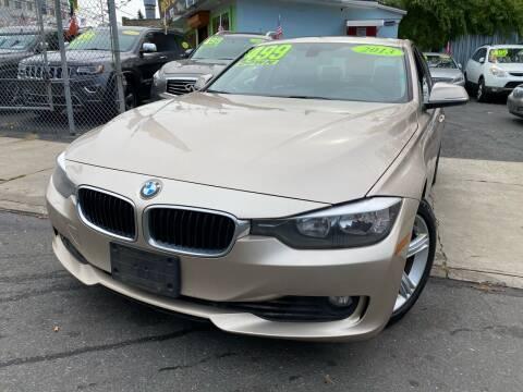 2013 BMW 3 Series for sale at Best Cars R Us LLC in Irvington NJ