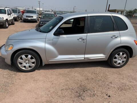 2005 Chrysler PT Cruiser for sale at PYRAMID MOTORS - Fountain Lot in Fountain CO