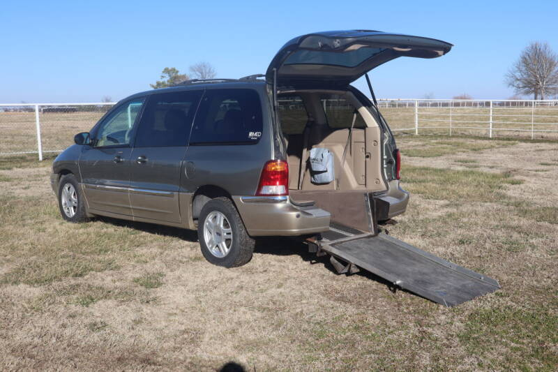 2001 Ford Windstar for sale at Liberty Truck Sales in Mounds OK
