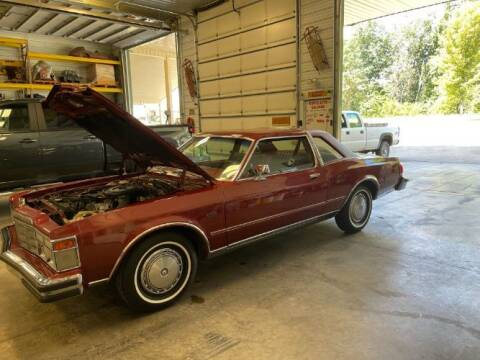 1978 Chrysler Le Baron for sale at Classic Car Deals in Cadillac MI