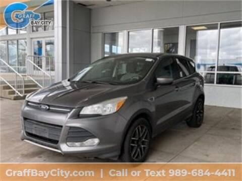 2014 Ford Escape for sale at GRAFF CHEVROLET BAY CITY in Bay City MI