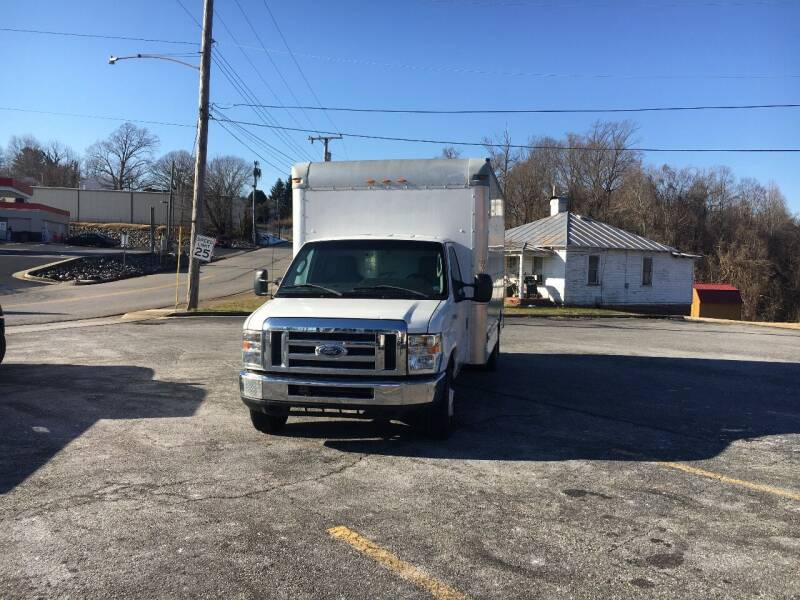 2012 Ford E-350 for sale at Church Street Auto Sales in Martinsville VA