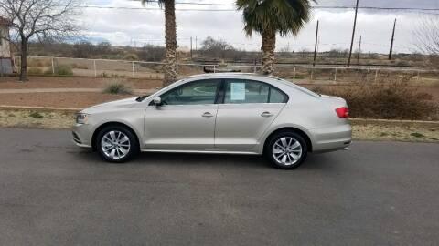 2015 Volkswagen Jetta for sale at Ryan Richardson Motor Company in Alamogordo NM