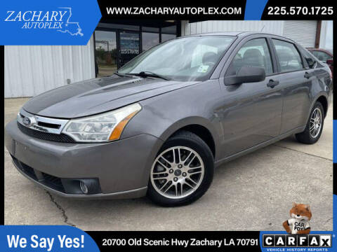 2011 Ford Focus for sale at Auto Group South in Natchez MS