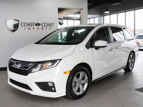 2019 Honda Odyssey for sale at Coast to Coast Imports in Fishers IN