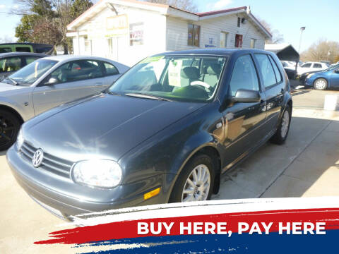 2006 Volkswagen Golf for sale at Ed Steibel Imports in Shelby NC