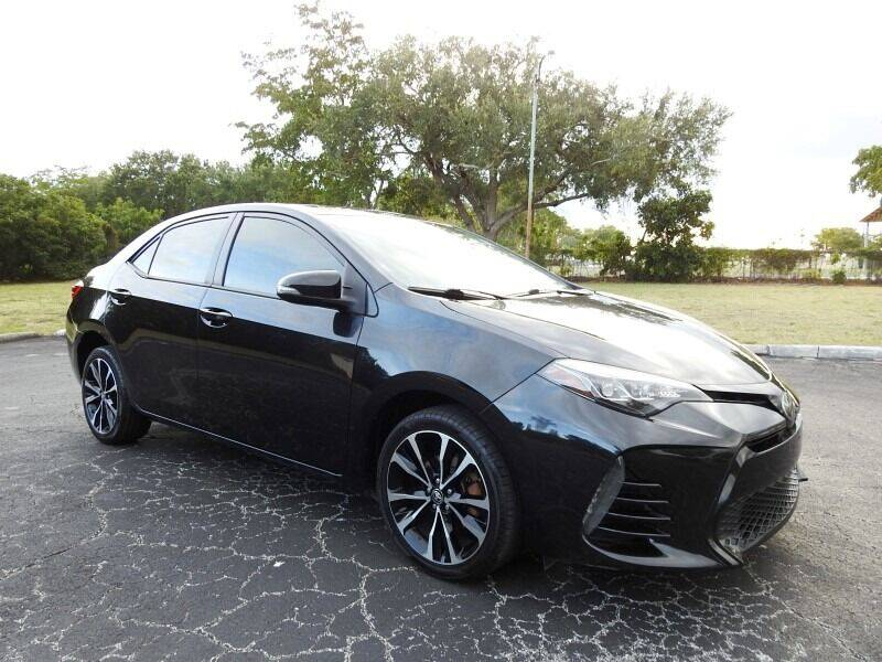 2017 Toyota Corolla for sale at SUPER DEAL MOTORS 441 in Hollywood FL