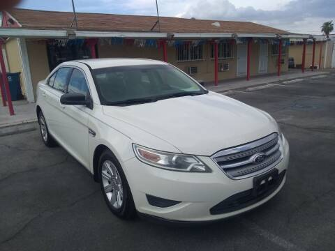 2010 Ford Taurus for sale at Car Spot in Las Vegas NV
