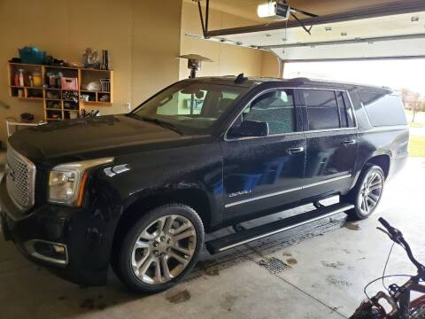 2016 GMC Yukon XL for sale at GOOD NEWS AUTO SALES in Fargo ND