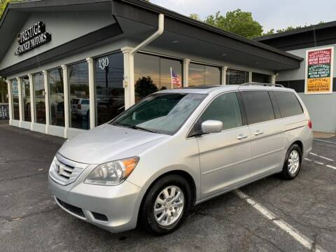 2010 Honda Odyssey for sale at Prestige Pre - Owned Motors in New Windsor NY