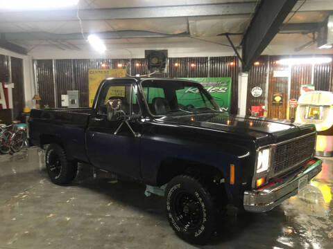 1979 Chevrolet C/K 10 Series for sale at Cool Classic Rides in Redmond OR