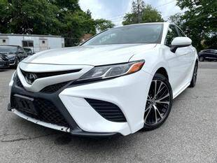 2018 Toyota Camry for sale at Rockland Automall - Rockland Motors in West Nyack NY