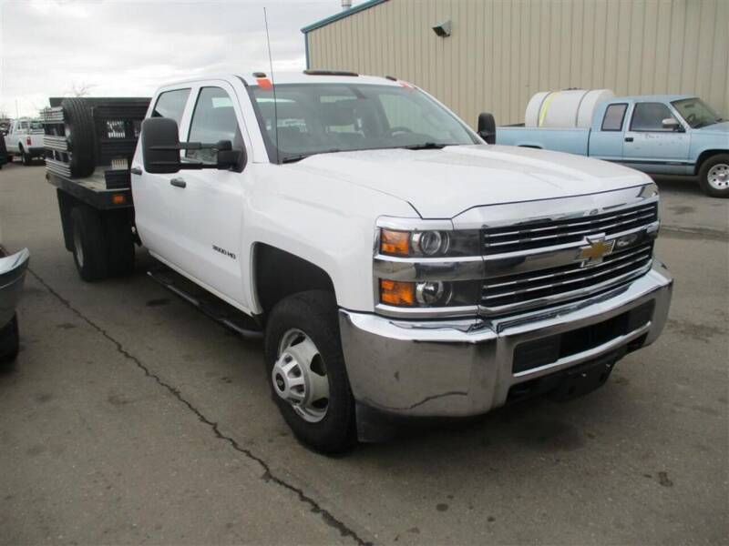 2015 Chevrolet Silverado 3500HD for sale at Shamrock Group LLC #1 in Pleasant Grove UT