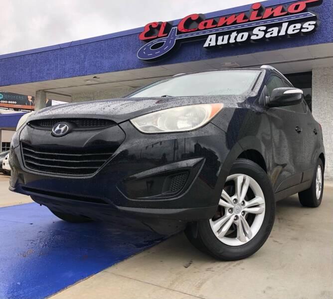 2012 Hyundai Tucson for sale at el camino auto sales in Gainesville GA
