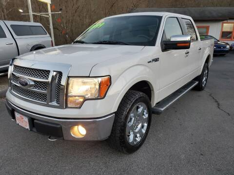 2010 Ford F-150 for sale at Kerwin's Volunteer Motors in Bristol TN