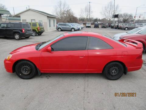 2002 Honda Civic for sale at Settle Auto Sales TAYLOR ST. in Fort Wayne IN