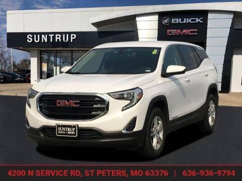 2018 GMC Terrain for sale at SUNTRUP BUICK GMC in Saint Peters MO