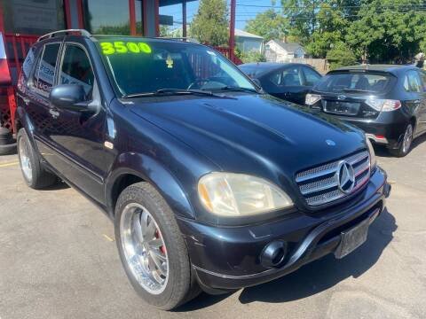 2000 Mercedes-Benz M-Class for sale at Blue Line Auto Group in Portland OR