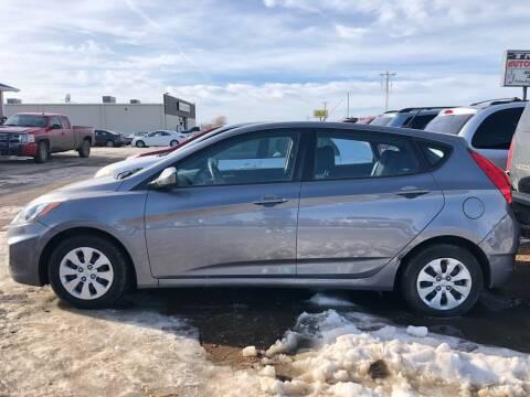 2015 Hyundai Accent for sale at TnT Auto Plex in Platte SD
