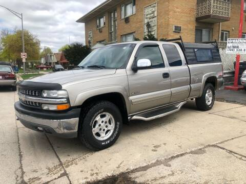 2000 Chevrolet Silverado 1500 for sale at Nationwide Auto Group in Melrose Park IL