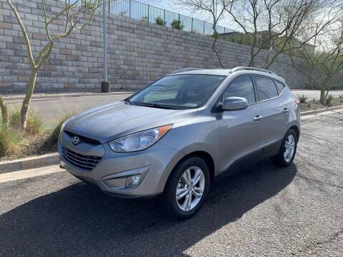 2013 Hyundai Tucson for sale at AUTO HOUSE TEMPE in Tempe AZ