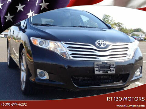 2009 Toyota Venza for sale at RT 130 Motors in Burlington NJ