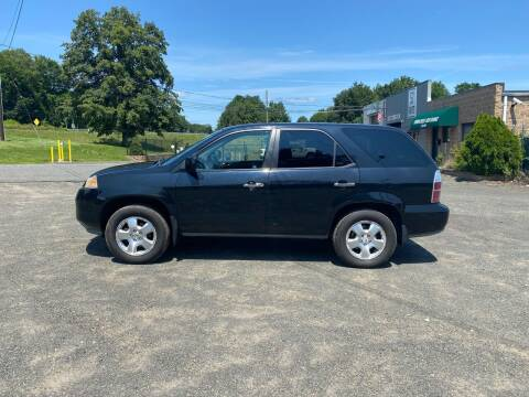 2006 Acura MDX for sale at 57 AUTO in Feeding Hills MA