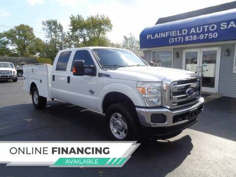 2016 Ford F-350 Super Duty for sale at Plainfield Auto Sales in Plainfield IN