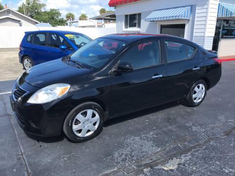 2013 Nissan Versa for sale at Riviera Auto Sales South in Daytona Beach FL