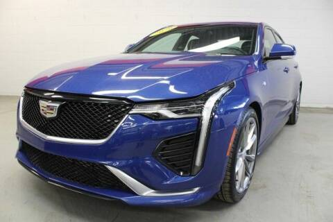2020 Cadillac CT4 for sale at Road Runner Auto Sales WAYNE in Wayne MI