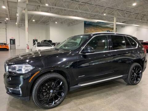 2014 BMW X5 for sale at Godspeed Motors in Charlotte NC