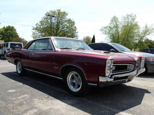 1966 Pontiac GTO for sale at TAPP MOTORS INC in Owensboro KY